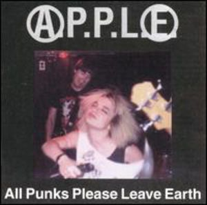 All Punks Please Leave Earth