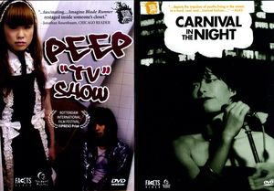 Japanese Punk: Carnival in the Night /  Peep TV