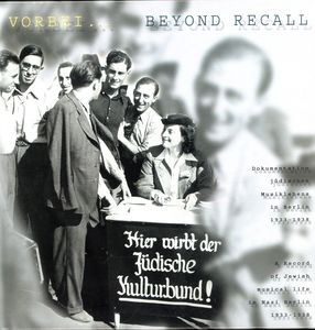 Beyond Recall-Record of Jewish Musical Life in Naz
