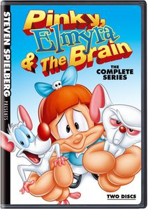Steven Spielberg: Pinky Elmyra & Brain the Comp