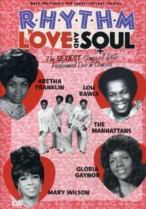 Rhythm Love & Soul: Sexiest of R&B Live 1 /  Various