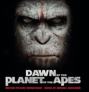 Dawn Of The Planet Of The Apes (Score) (Original Soundtrack)