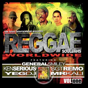 Reggae Souljahs Worldwide 1