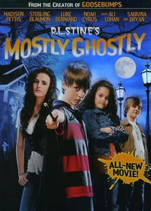 RL Stine's Mostly Ghostly