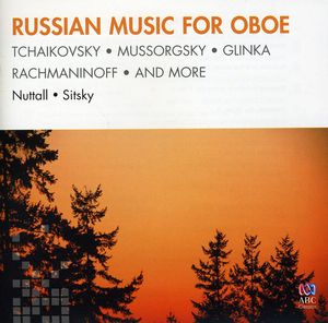 Russian Music for Oboe