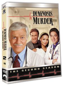 Diagnosis Murder: The Complete Second Season