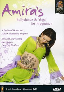 Amira's Bellydance for Yoga & Pregnancy