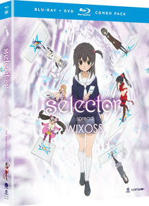 Selector Spread Wixoss: Season Two