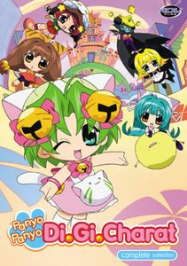 Panyo Panyo Di Gi Charat Complete Collection