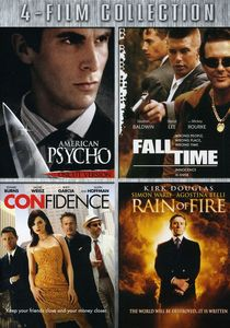 American Psycho & Fall Time & Confidence & Rain of