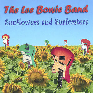 Sunflowers & Surfcasters
