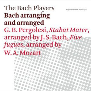 Bach Arranging & Arranged