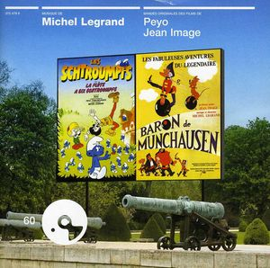 Le Baron de Munchausen (Original Soundtrack) [Import]