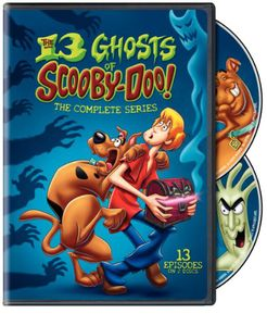 13 Ghosts of Scooby Doo: Complete Series