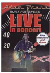Built for Speed: Live in Concert (Pal/ Region 0)