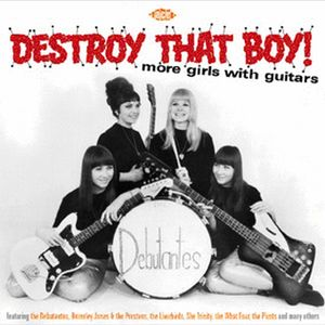 Destroy That Boy More Girls with Guitars /  Various [Import]