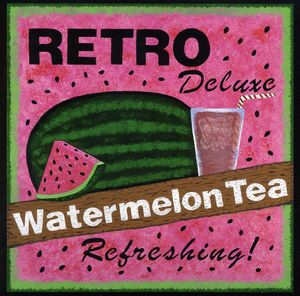 Watermelon Tea