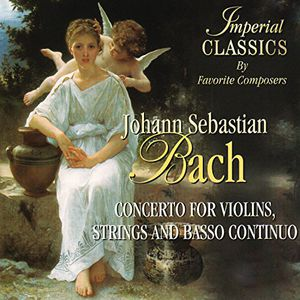 Concerto for Violins Strings & Basso Continuo