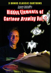 Hidden Elements of Cartoon Drawing Vol. 1