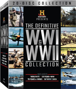 History Presents: The Definitive WWI & WWII Coll