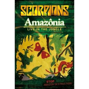 Amazonia: Live in the Jungle