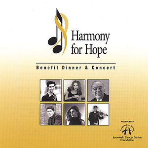 Harmony for Hope /  Various