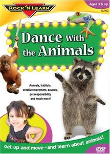 Rock N Learn: Dance with the Animals