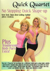 Quick Quartet: No Stopping Quick Shape-Up Workout