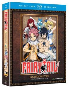 Fairy Tail: Collection Two