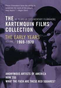 Kartemquin Films Coll: Early Years 2 1969-1970