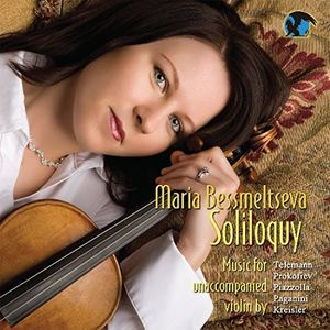 Soliloquy: Music for Unaccompanied Violin