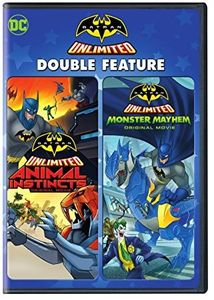 Batman Unlimited: Animal Instincts/ Batman Unlimited: Monster Mayhem