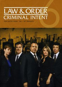 Law & Order - Criminal Intent: The Sixth Year