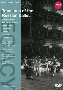 Legacy: Treasures of the Russian Ballet