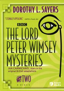 Lord Peter Wimsey Mysteries Set 2