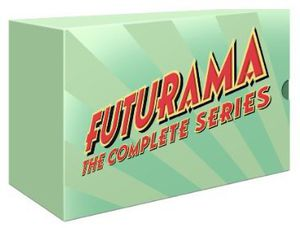 Futurama: The Complete Series Giftset