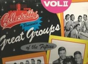 Great Groups of the 50's 2 /  Various