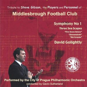 Choral Music of David F Golightly