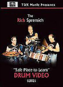 Rich Spremich: Safe Place to Learn Drum Video Seri