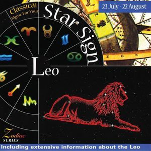 Music for Your Star Sign: Leo /  Various