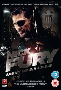 Nick Fury-Agent of S.H.I.E.L.D