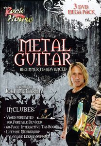 Metal Guitar Mega Pack
