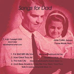 Songs for Dad