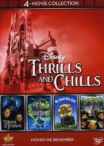 Disney Thrills & Chills: 4-Movie Collection