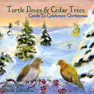 Turtle Dove & Cedar Trees