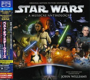 Star Wars: Musical Anthology (Original Soundtrack) [Import]