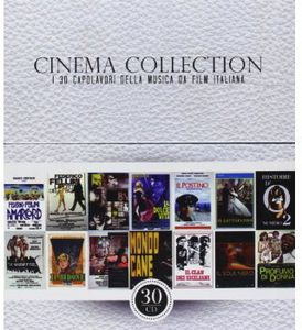 Cinema Collection : 30 Capolavori Musica Film (Original Soundtrack) [Import]