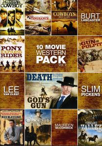 10-Movie Western Pack 2