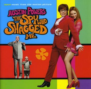 More Music from Austin Powers: Spy Who (Original Soundtrack)
