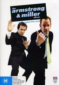 Armstrong & Miller Show: Series 1